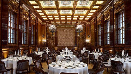 CSM User Conference Park Hyatt Dinner