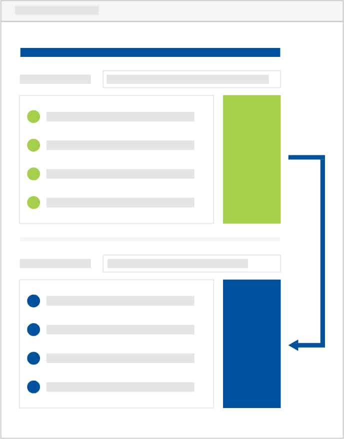 3 einfache administration150 x 100 schemenhafte Darstellung