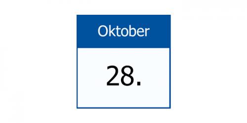 28. Oktober