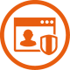 avedos risk2value icon security orange