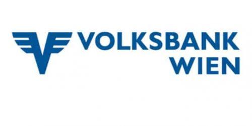 Volksbank Wien Logo blue
