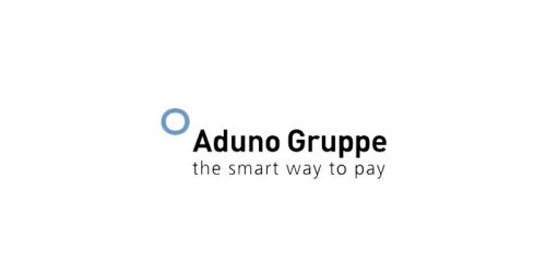Aduno Gruppe Logo the smart way to pay