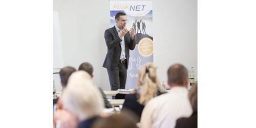 risknet summit 2016 with Samuel Brandstätter