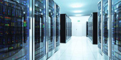 Projekt CERBERUS Serverraum